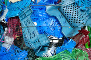 Recycling and plastic material strategy